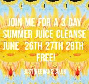 summer cleanse